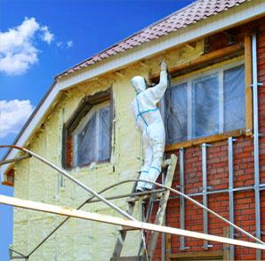 Теплоизоляция пенополиуретаном жилых и промышленных зданий